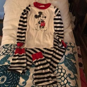 Hanna Andersson Mickey Mouse Pjs size 110/5yrs